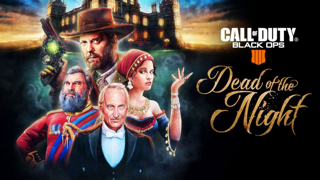 "Call of Duty: Black Ops Pass Adds ""Dead of the Night"" Zombies Experience"