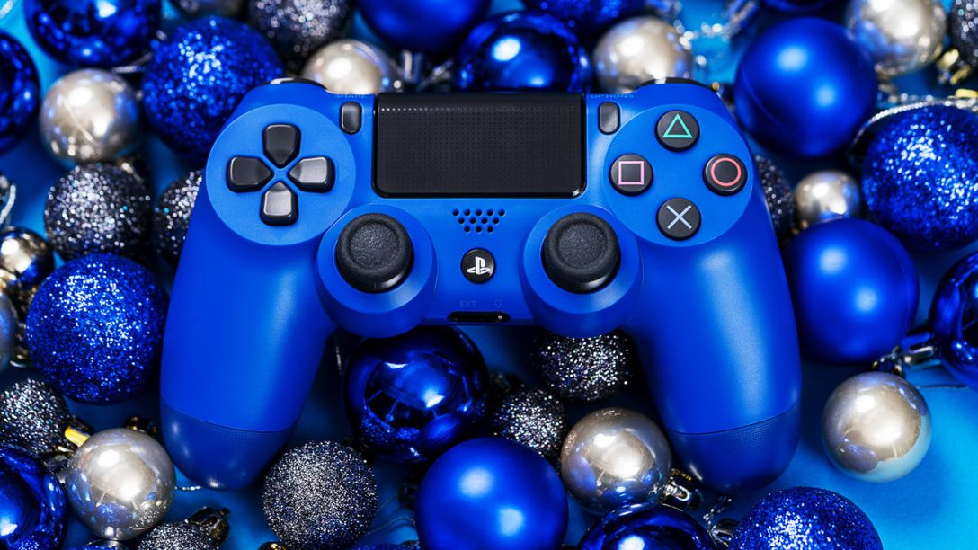 Season's Greetings 2018 From PlayStation.Blog and Friends