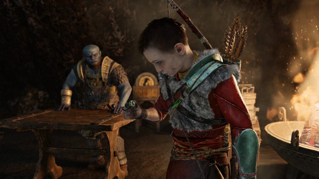 How Santa Monica Studio Nailed Exploration in God of War