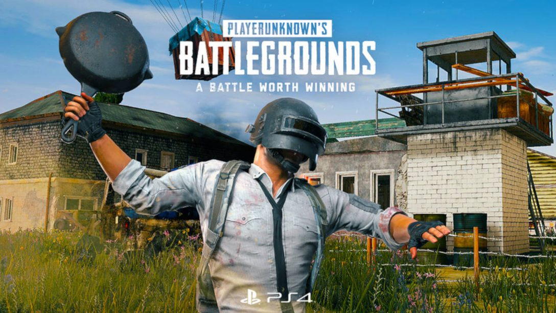 PUBG Launches December 7 With a PlayStation-Exclusive Gift