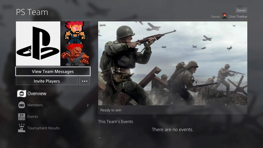 Introducing Call of Duty: WWII MLG GameBattles Tournaments, Now Live on PS4