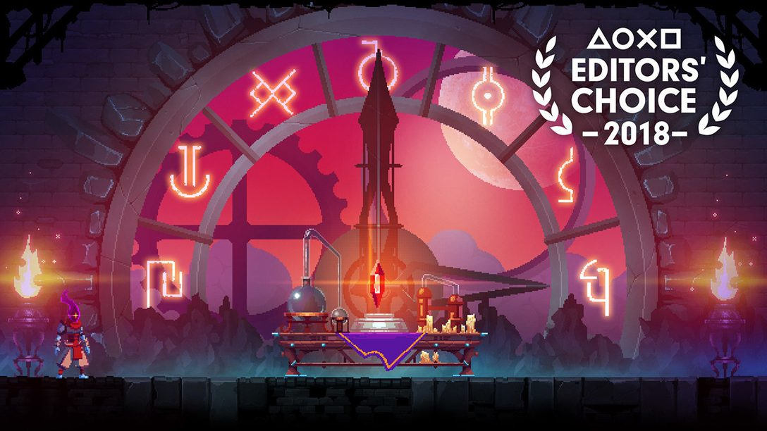 Editors' Choice: Why Dead Cells is One of 2018's Best Games