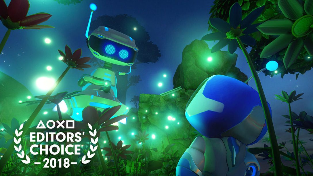 Editors' Choice: Why Astro Bot Rescue Mission is One of the Best Games of 2018