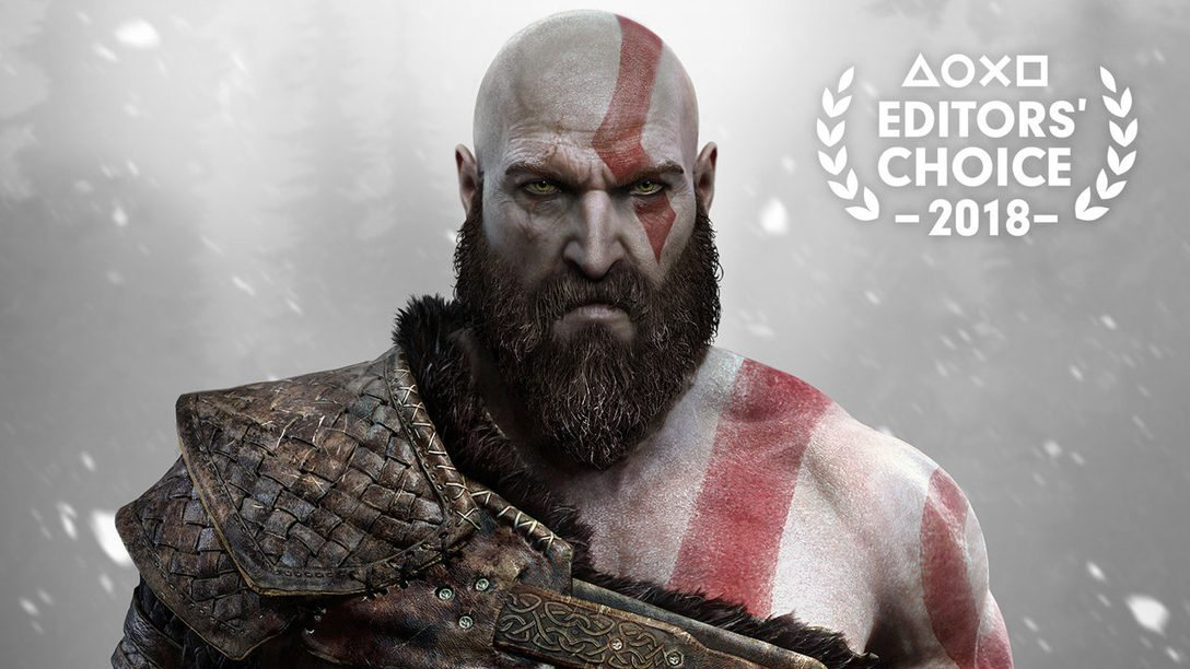 Editors' Choice 2018: Why God of War is One of 2018's Best Games