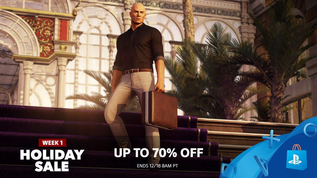 Playstation Store S Holiday Sale Five Weeks Of Savings Playstation Blog