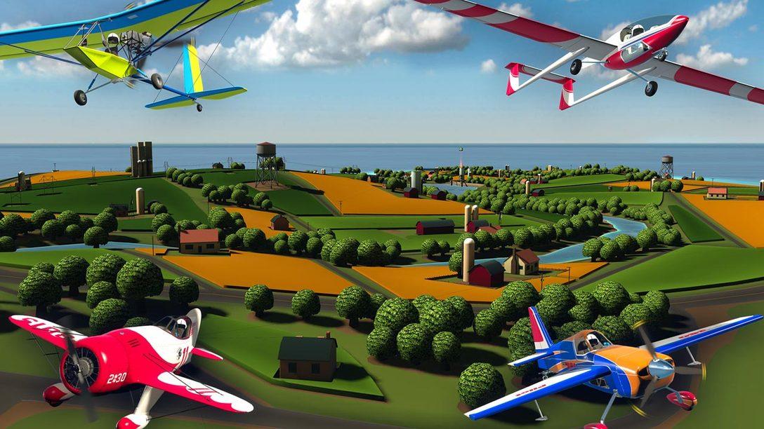 Take Flight in Ultrawings on December 19 for PS VR