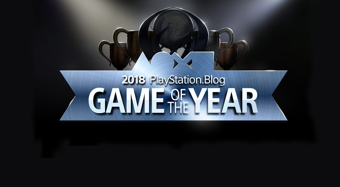 Vote for your PlayStation Blog Game of the Year 2018