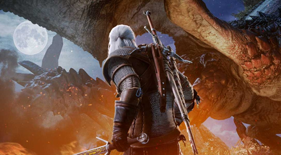 Monster Hunter World announces new Iceborne expansion & The Witcher 3 crossover, out 2019