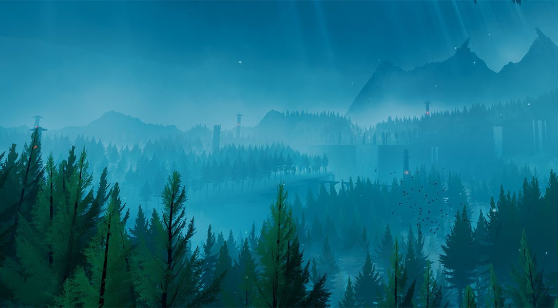 The Pathless: Giant Squid's new adventure is about archery, falconry & mythic atmosphere