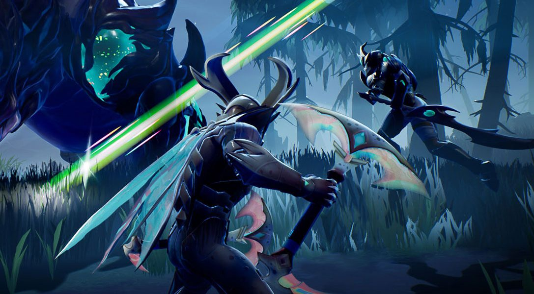 Co-op action RPG Dauntless hits PS4 in April 2019