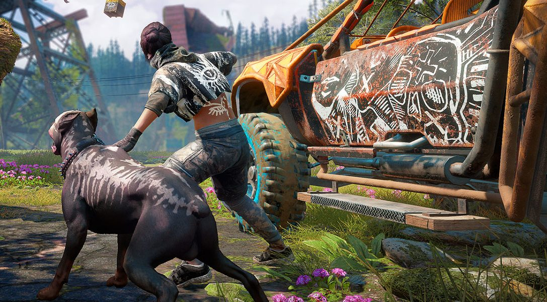Far Cry New Dawn brings players into a vibrant post-apocalyptic frontier