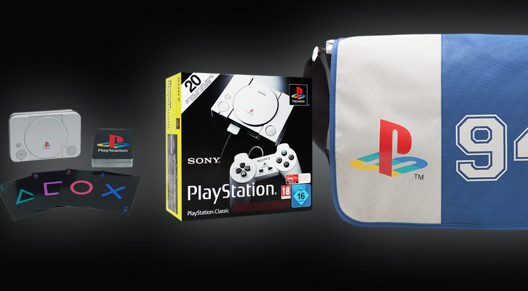 PlayStation Classic Collector's Bundle launches today