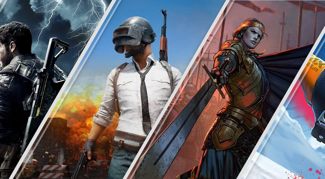 New on PlayStation Store this week: Just Cause 4, PUBG, Thronebreaker: The Witcher Tales, more
