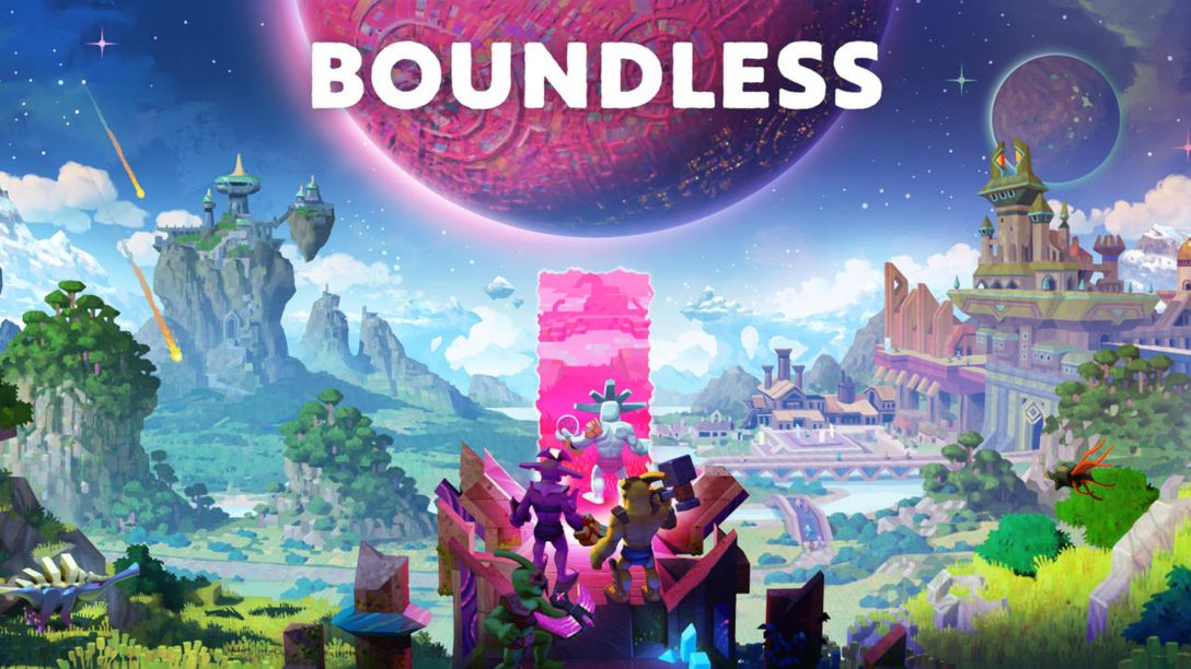 """Boundless Update """"Empire"""" Adds Guilds, Messaging, More"""