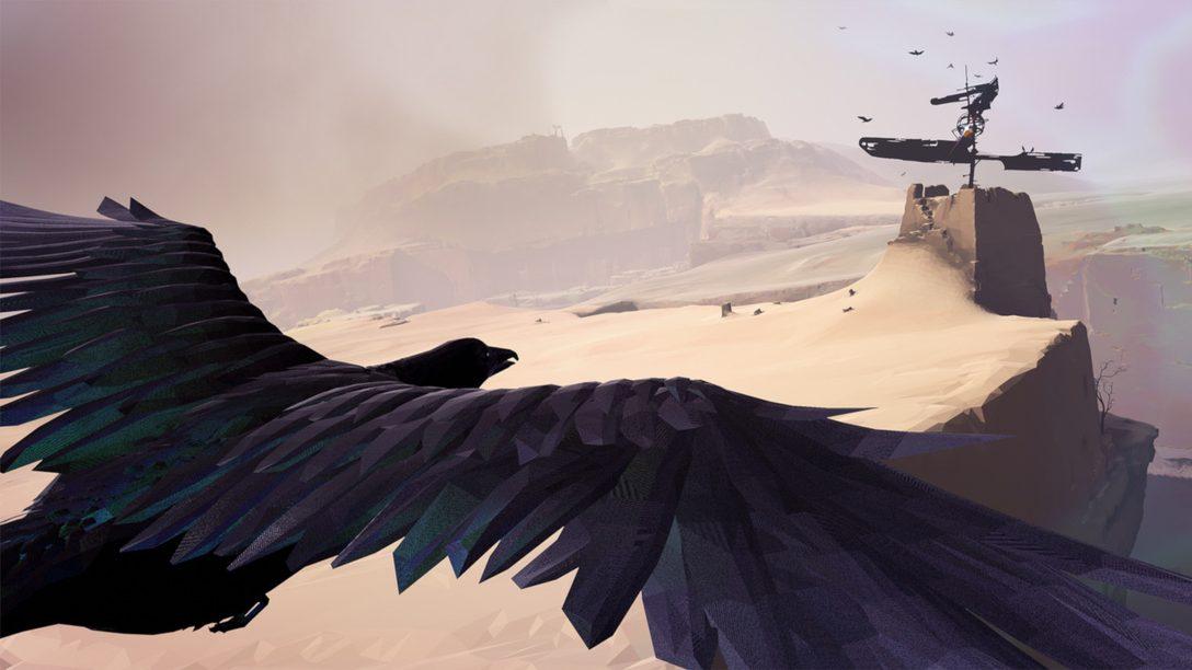 Vane Lands on PS4 Tomorrow