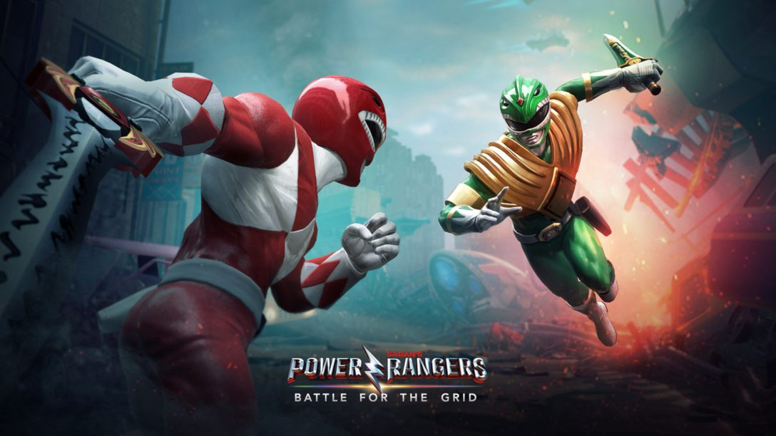 A Mighty Q&A – Power Rangers: Battle for the Grid