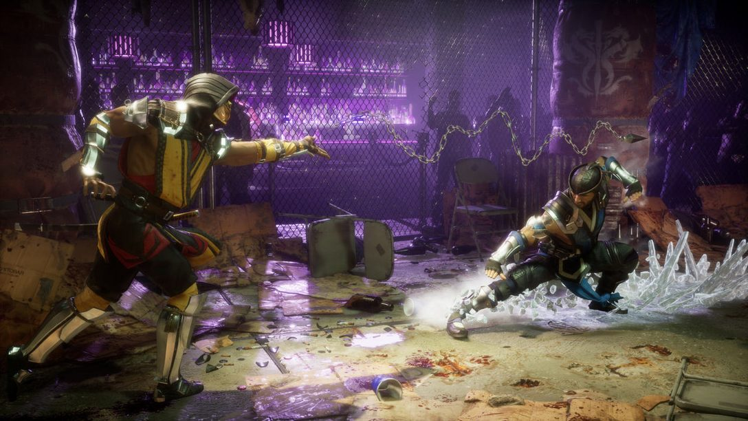 Hands On With Mortal Kombat 11