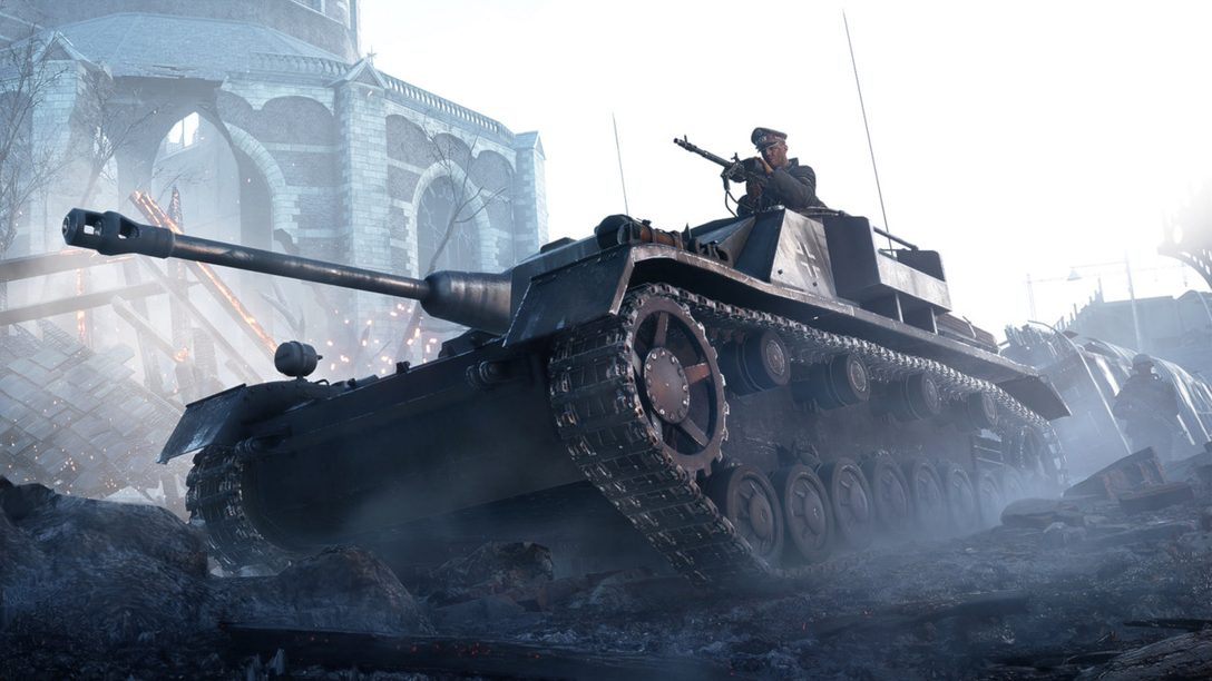 Battlefield V's Tides of War Chapter 2 Hits PS4 This Week