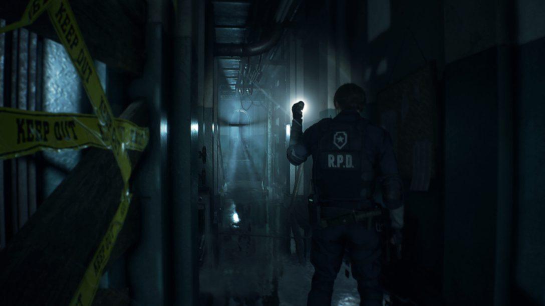 "The Resident Evil 2 ""1-Shot"" Demo Hits PS4 January 11"