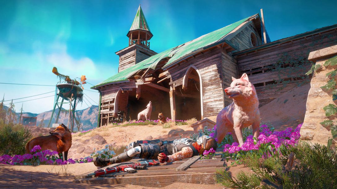 7 Surprising Ways Far Cry New Dawn Reimagines Hope County