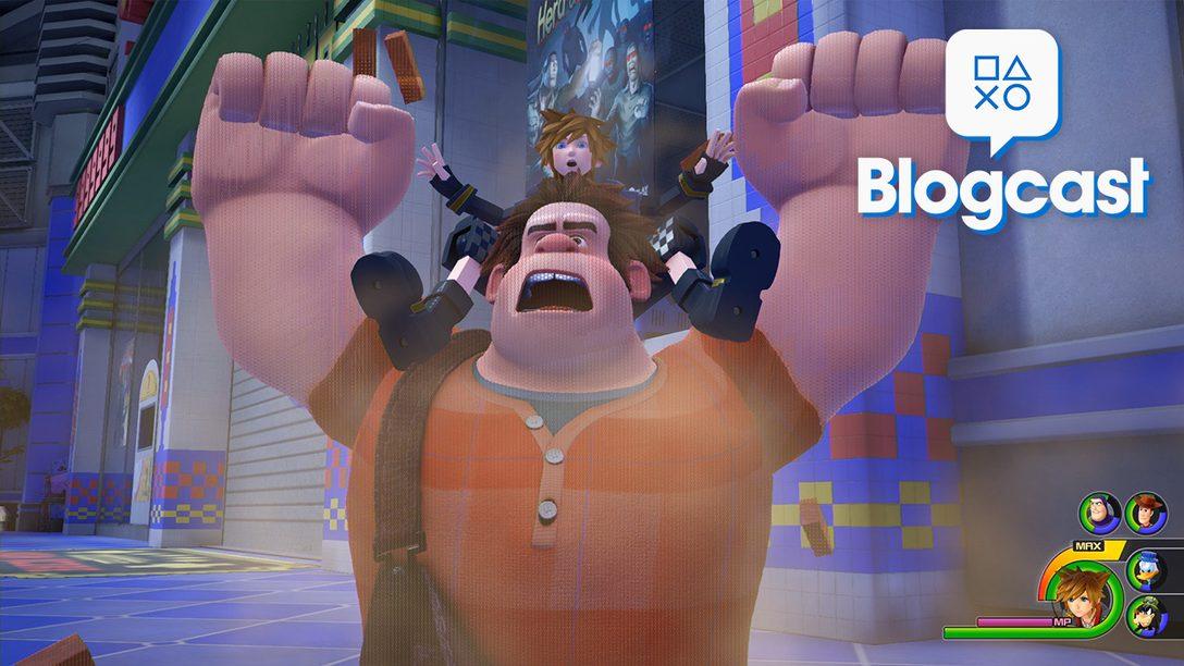 PlayStation Blogcast 318: Kingdom Kombat