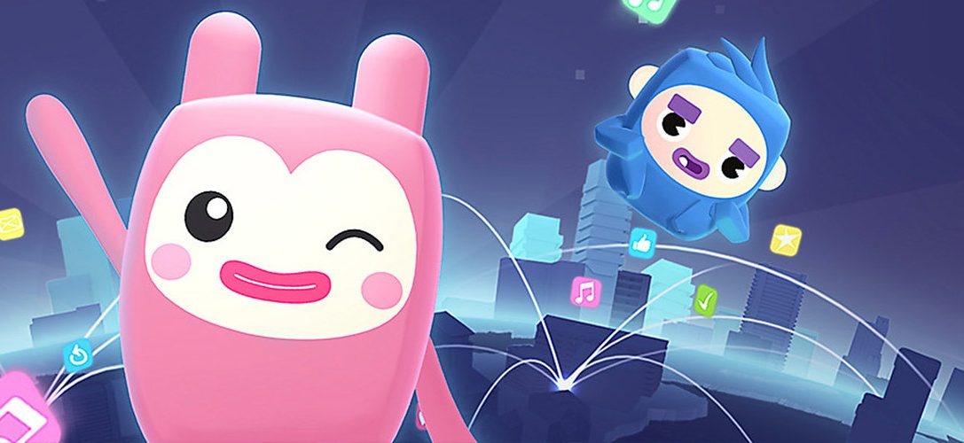 How the levels of collaborative, Lemmings-like PlayLink puzzler Melbits World came together