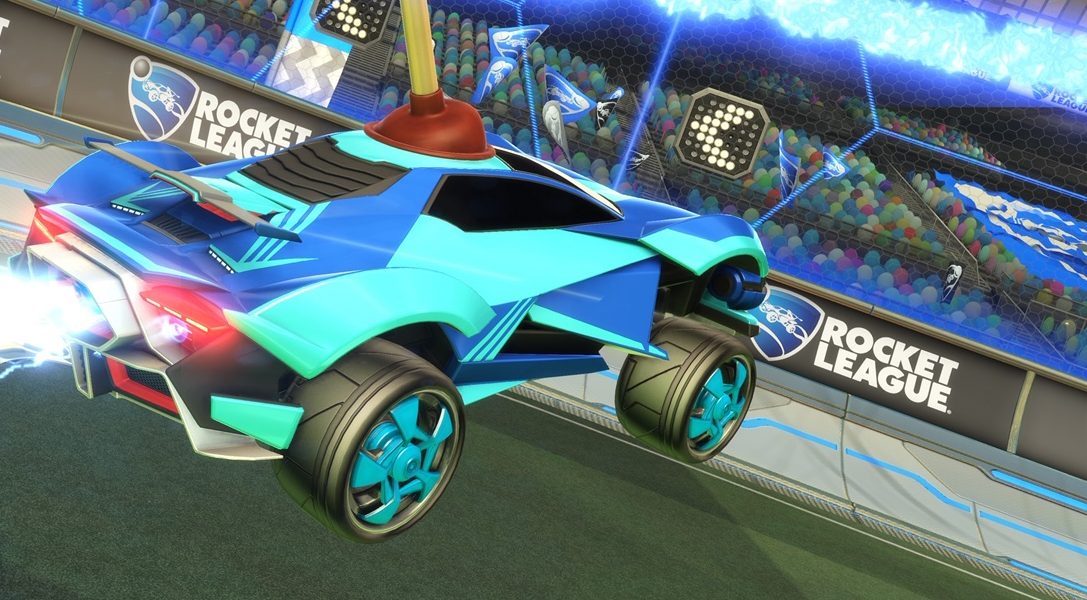 Full cross-platform play is now live in Rocket League on PS4