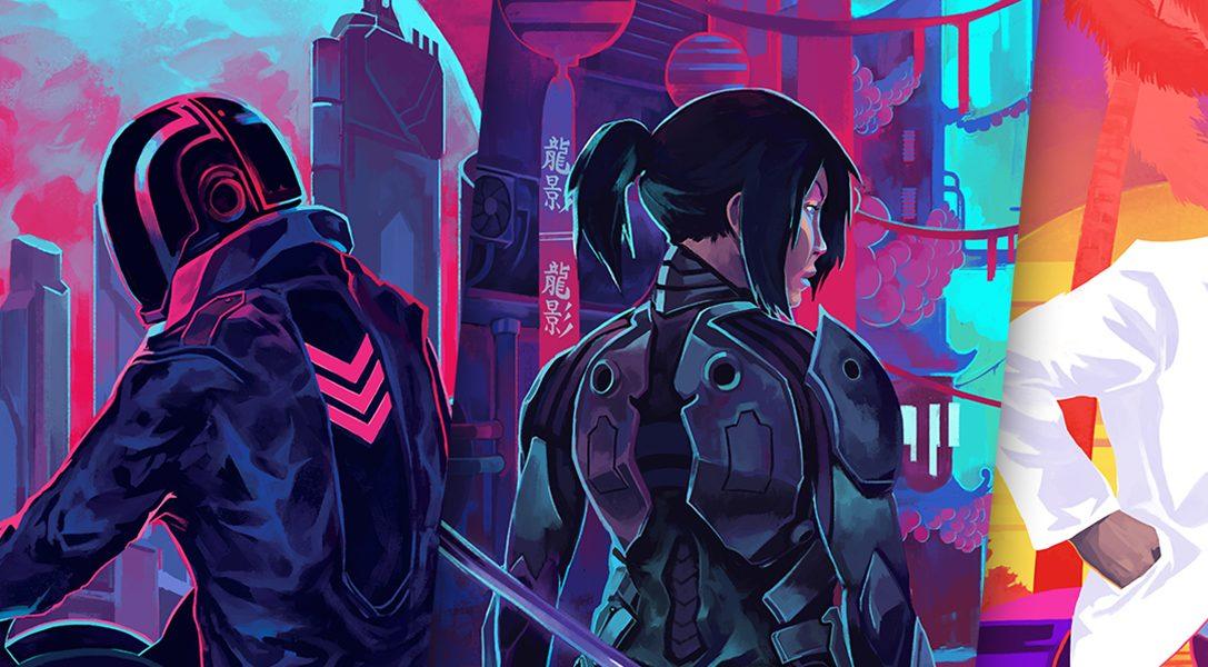 Stylish arena brawler Hyper Jam hits PS4 on 12th February
