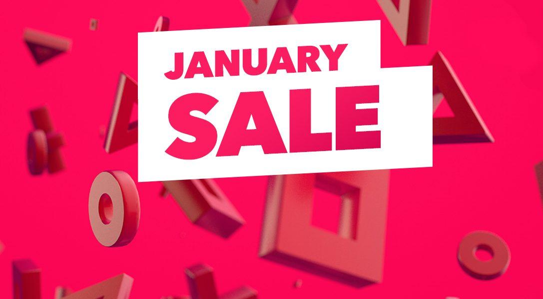 New titles join PlayStation Store's massive January sale today