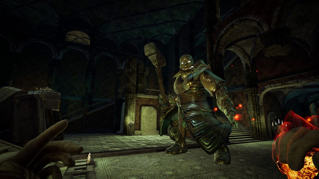 The Mage's Tale Casts a Spell on PS VR Today
