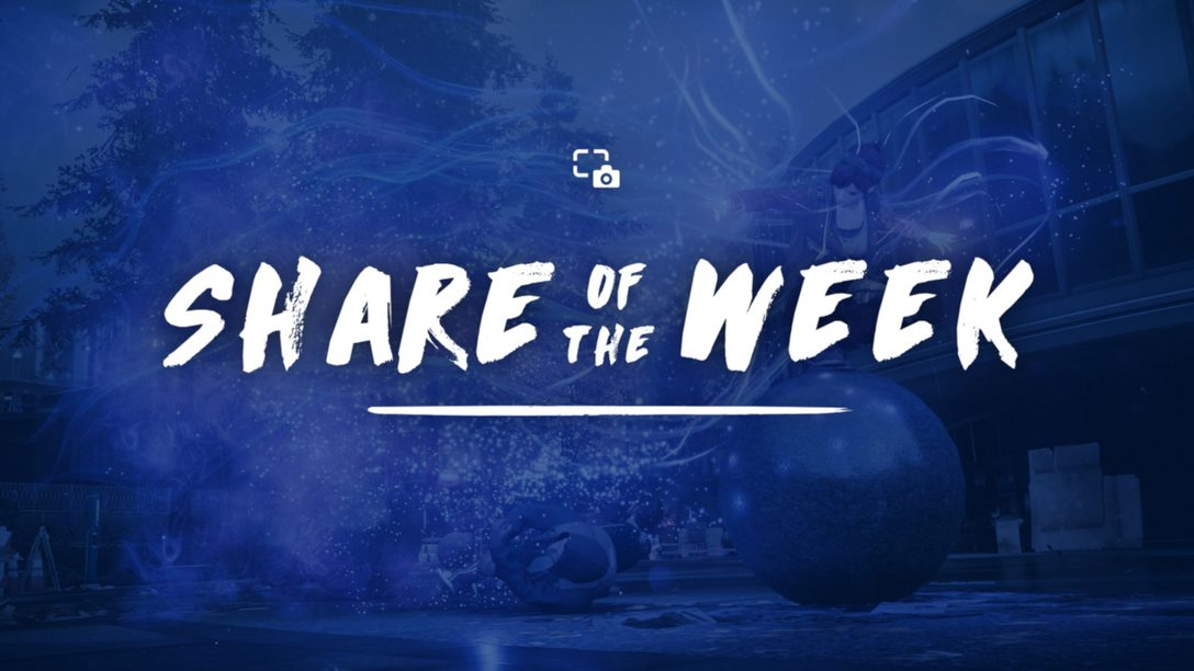 Share of the Week: All That Glitters