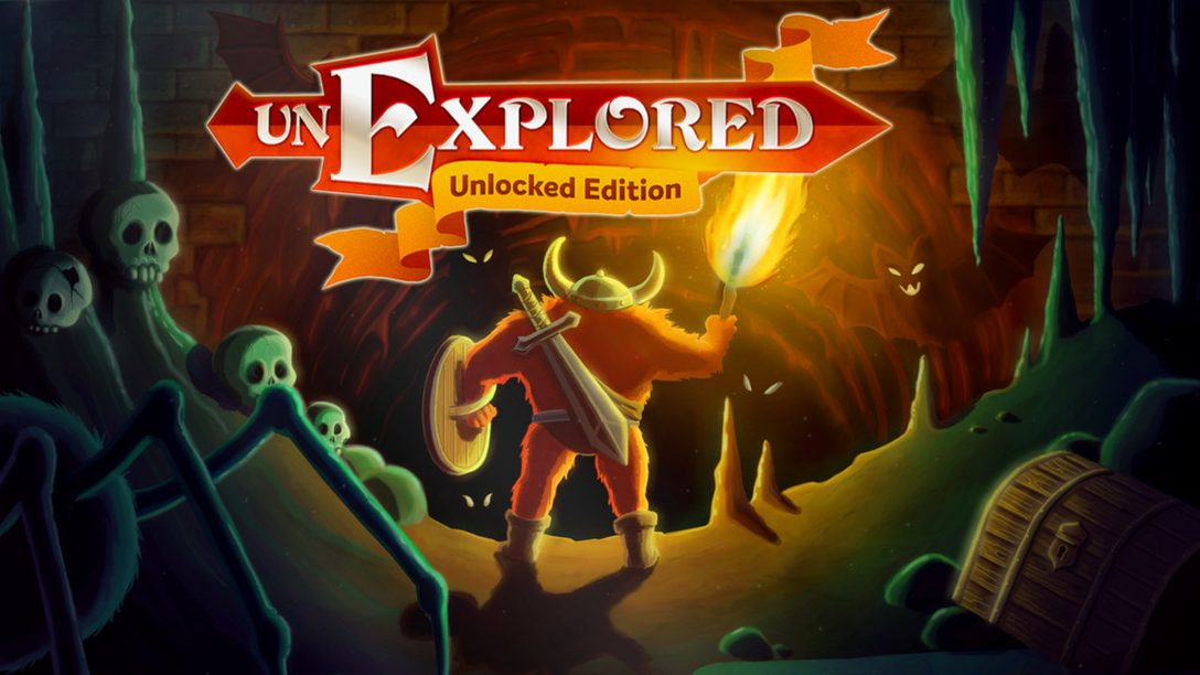 Roguelite Action-RPG Unexplored: Unlocked Edition Journeys To PS4 February 19