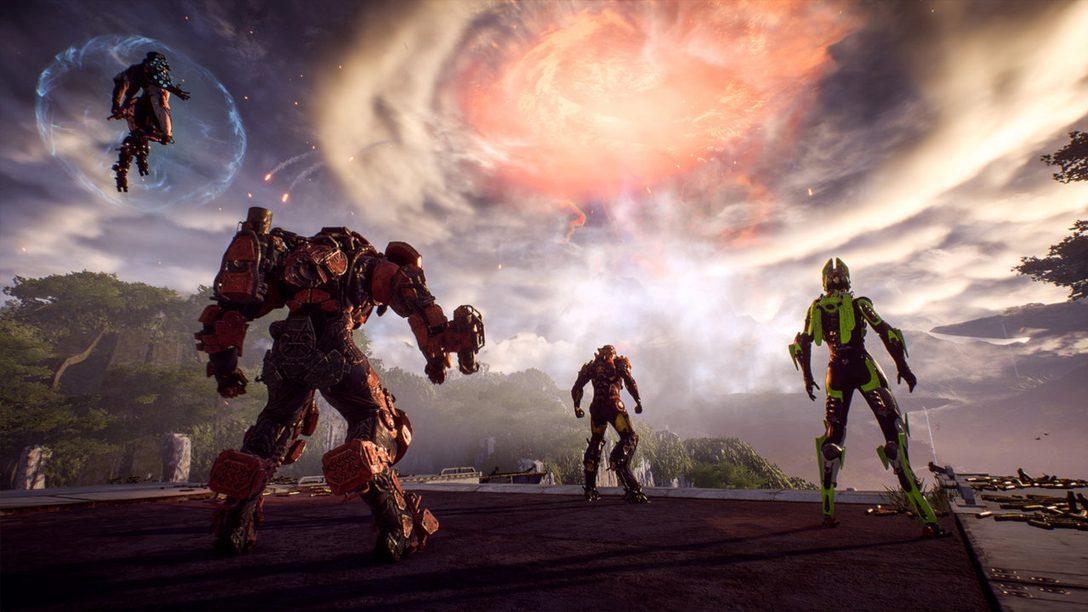 Anthem Endgame Guide: Mastering BioWare's Newest Adventure