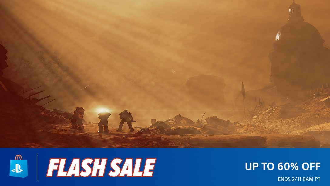 Flash Sale: Adventures Await With Up to 60% Off