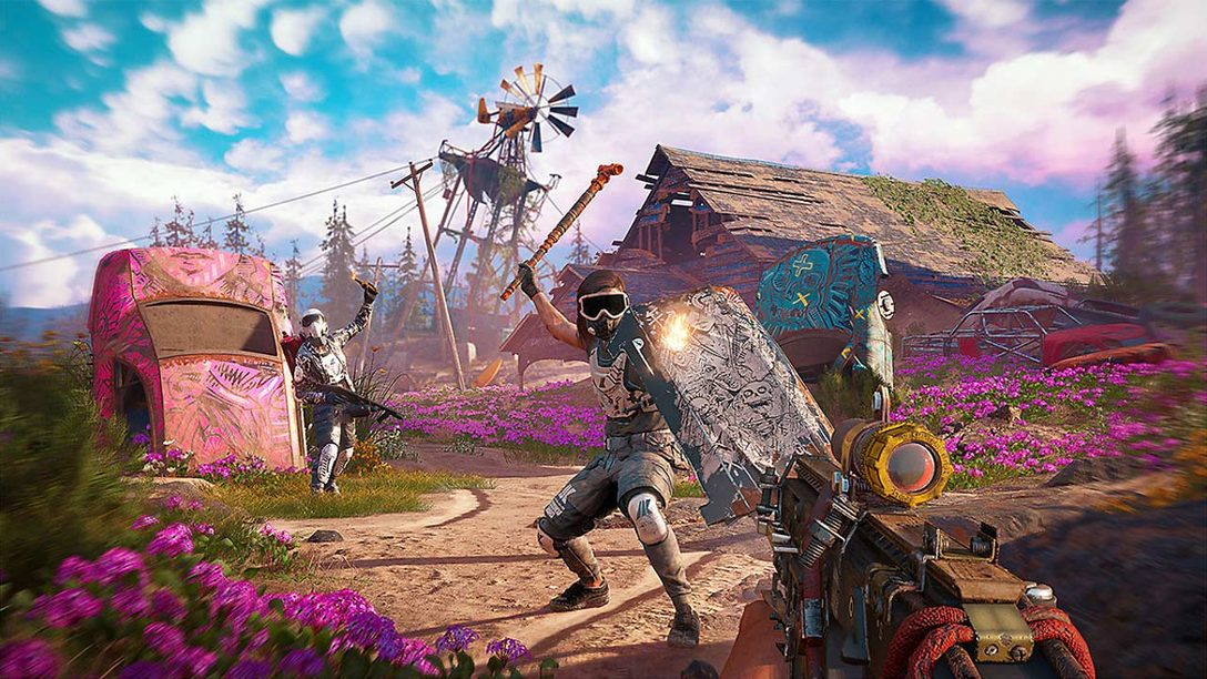 The Drop: New PlayStation Games for February 12, 2019