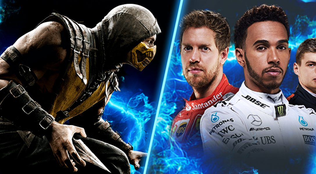 Mortal Kombat X, Metal Gear Solid HD Collection, F1 2017 headline PlayStation Now's February releases