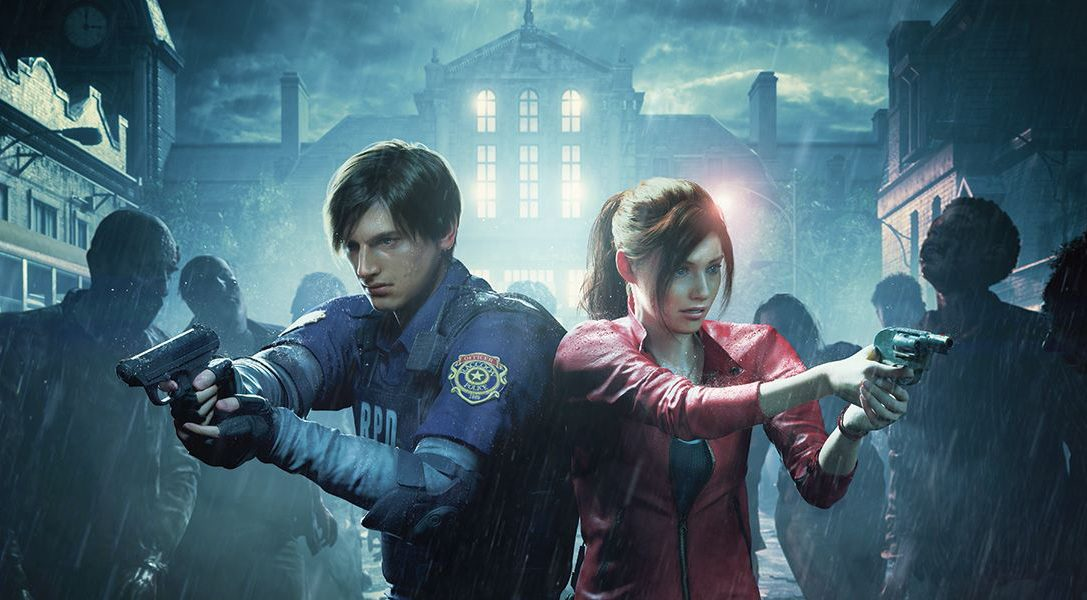 Resident Evil 2 was the best-selling game on PlayStation Store in January