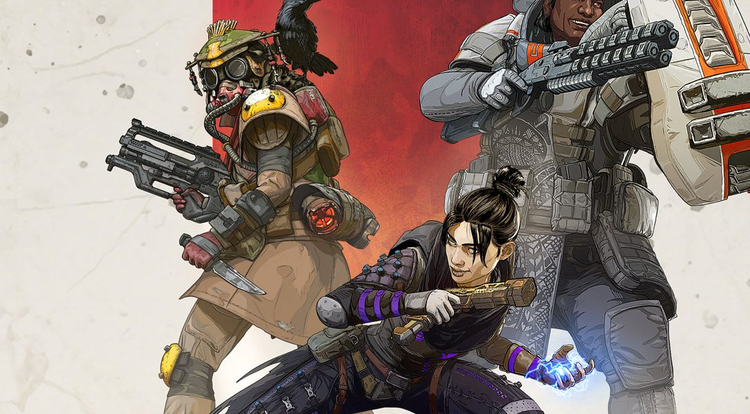 Play Apex Legends, a free-to-play battle royale from the makers of Titanfall 2, out now on PS4