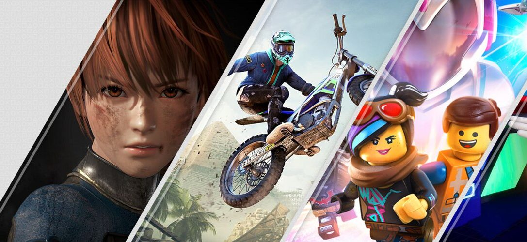 New on PlayStation Store this week: Dead or Alive 6, Trials Rising, The Lego Movie 2 Videogame, more