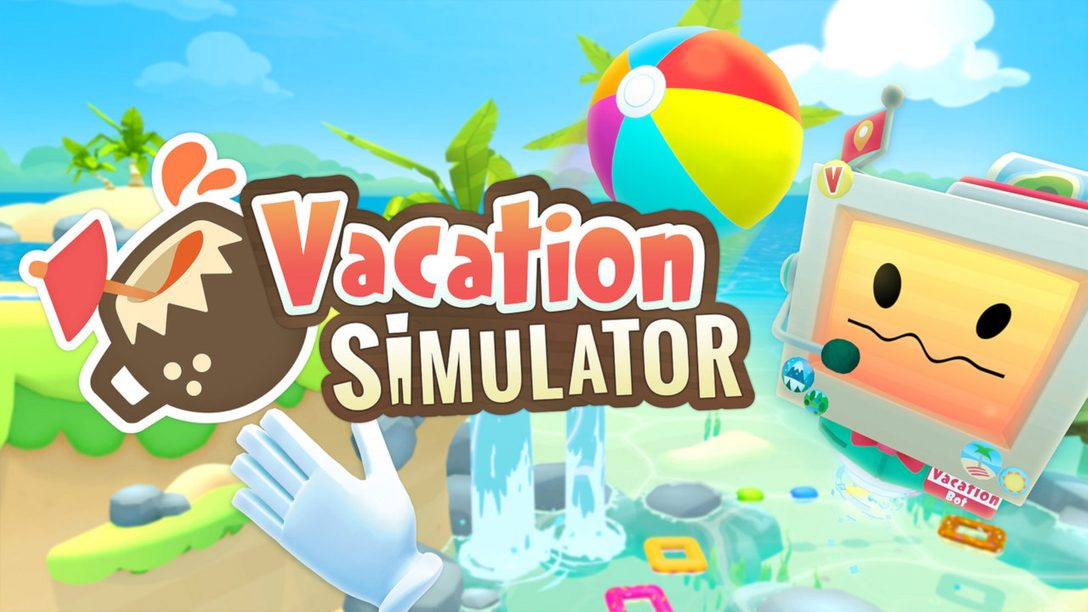 Vacation Simulator: Embracing Chaos with Emergent Gameplay