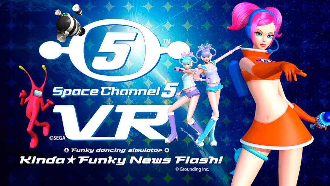 Space Channel 5 Returns for PS VR in a Kinda Funky Way