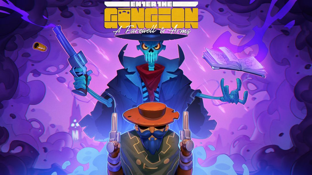 Enter the Gungeon: A Farewell to Arms Just Might Kill the Past on April 5