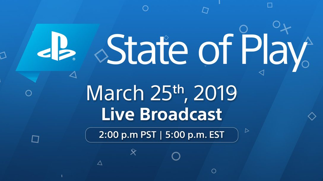 State of Play: PlayStation's New Video Showcase Debuts Monday