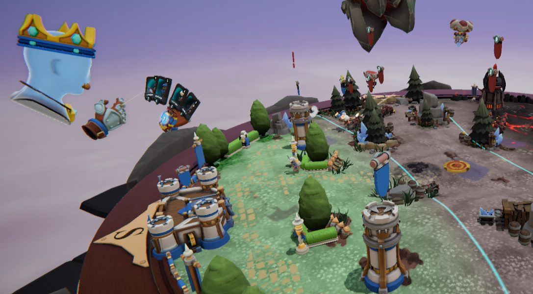 Turn-based strategy game Skyworld releases on PS VR later this month