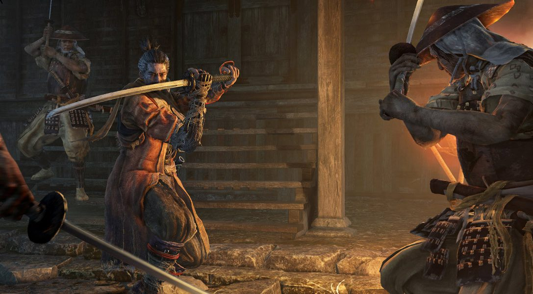 Sekiro: Shadows Die Twice's producer answers 7 questions about FromSoftware's new action epic