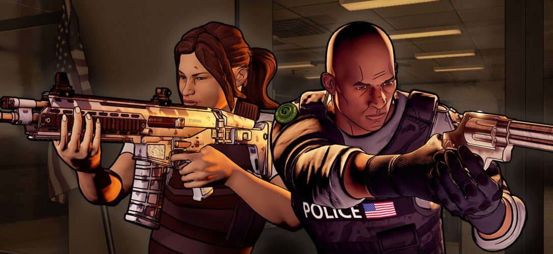 Battle criminal gangs in procedurally-generated shooter Rico, out on PS4 tomorrow