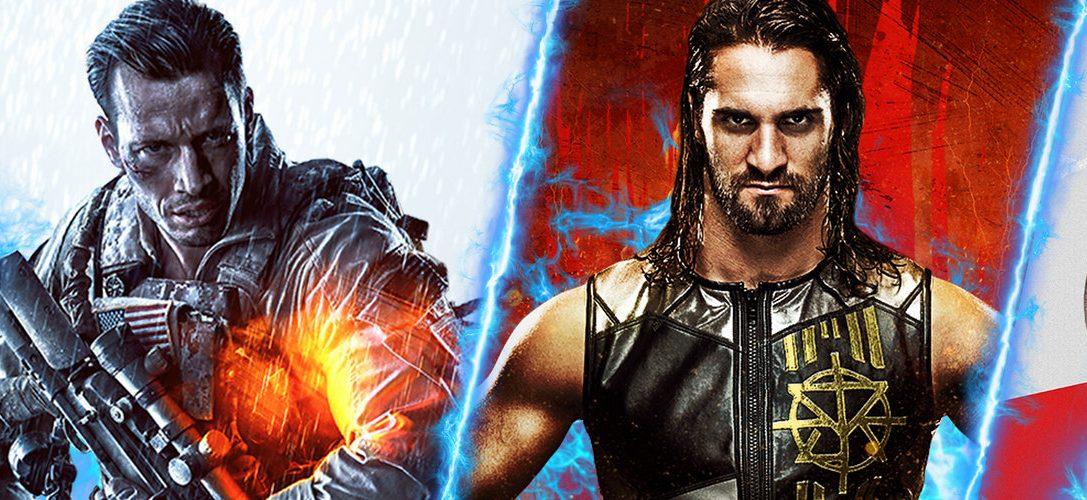 Battlefield 4, WWE 2K18 and NBA 2K18 headline PlayStation Now's March update