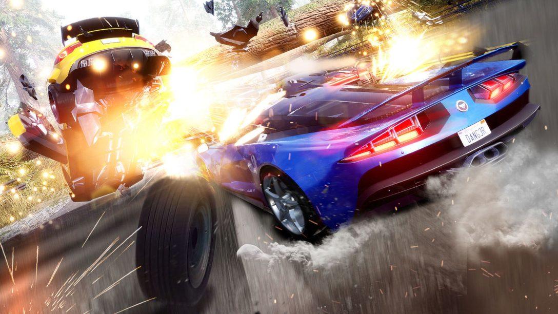 Dangerous Driving: 10 Ways the Creators of Burnout Are Enhancing Arcade Racers