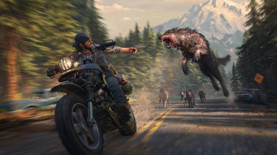 Days Gone Free DLC Kicks off in June