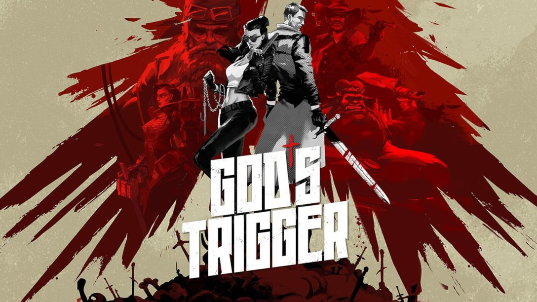 Couch Co-op Shooter God's Trigger Hits PS4 Today